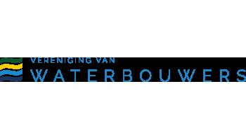 Het logo van Vereniging voor Waterbouwers